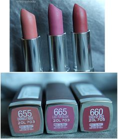 Love these Maybelline Mattes!!!