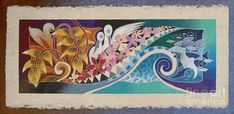 Fiji Islands Painting - Island Melodies by Maria Rova