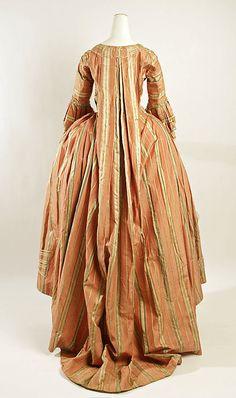 18th Century Spanish Dress