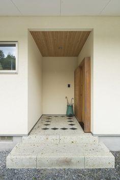 茨城 丸和建設 エアパス 無垢 自然素材 漆喰 桧 国産材 大谷石