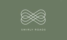 Swirly Roads logo by Michiel Gerbranda