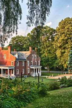 Snapdragon Inn, Windsor Vermont.  Dating back to 1815, this cozy Vermont inn is just over two hours from Boston.