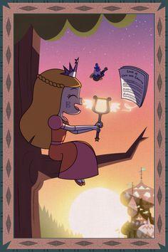 Hesperia, the Singer of Dusk by jgss0109