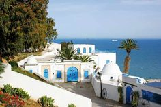 Sidi Bou Said--- Tunisia