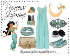 Princess Jasmine Outfit<3
