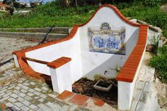 Fonte na Cabeça Gorda - São João da Ribeira - Rio Maior.