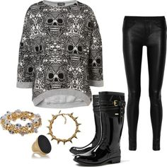 """Sin título #52"" by yijam-lee on Polyvore"