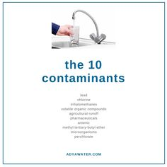 American water is some of the safest around …or is it? Although the Land of the Free has done an excellent job of setting standards for its water systems, old and new threats pose new potential hazards daily. Here are some of the most common contaminants found in U.S drinking water. 1. Lead You cannot see, smell, or taste it, but lead contaminates at least half a million households in the United States alone. Fortunately, for healthy adults, abdominal pain is usually the only sign of…