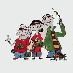 Cool dope weed marijuana cannabis cartoon pot high cartoon network ed edd n eddy joints smoke weed bake Arte Dope, Dope Art, Cartoon Art, Cartoon Characters, Du Dudu E Edu, Marijuana Art, Cannabis Oil, Medical Marijuana, Ed Edd N Eddy