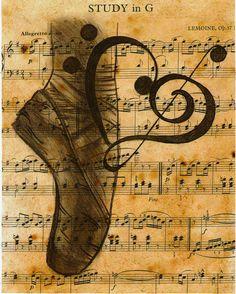 Ballet Love by http://Artifexae.deviantart.com (1614 x 2015)