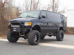 4x4 Van Conversion Kits