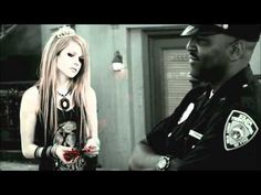 Avril Lavigne - Smile Official Video (wtih Lyrics)