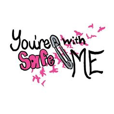 There's a movement going around where people wear safety pins to signify that they will be there for those who are afraid. You're safe with me. ❤️ #safetypin #notmypresident