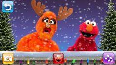 Elmo's Monster Maker by Sesame Street - a simple interactive puppet creator.