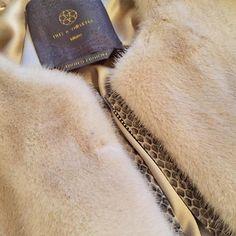 Beautiful details @lillyevioletta lisa ladies mink jacket #lillyevioletta #fashion #furfashion #mink