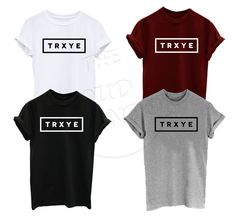 TRXYE TROYE SIVAN MUSIC VIDEO TUMBLR VIRAL YOUTUBE FAN SWAG MENS/WOMENS TSHIRT #FruitoftheLoom