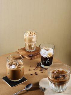 Menu coffee A'dor Cocktail Photography, Coffee Photography, Food Photography, Coffee Menu, V60 Coffee, Food Menu Design, Coffee Photos, How To Take Photos, Food Truck