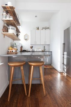 Easy, Stylish & Practical Improvements for Rental Kitchens | Apartment Therapy