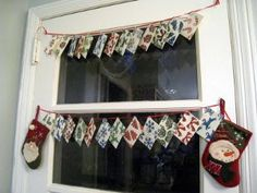 Countdown to Christmas Calendar | AllFreeHolidayCrafts.com