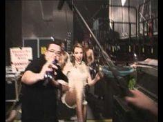Kylie Minogue live in sydney 2000 - behind the sene - YouTube