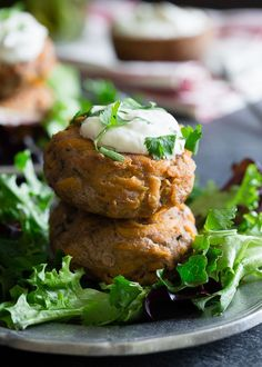 Sweet potato turkey patties