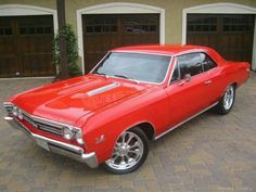 67 chevelle ss 396 My Daddys Car... My Dream