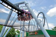 The Great Bear, Hershey's Park ride