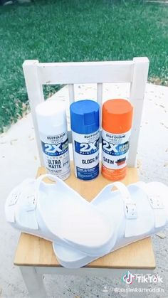 Spray Paint Shoes, Diy Spray Paint, Diy Crafts Hacks, Diy Home Crafts, Summer Diy, Summer Crafts, Hydrodipping Diy, Diy Hydro Dipping, Homemade Shirts