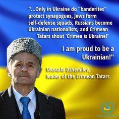 #CrimeaIsUkraine