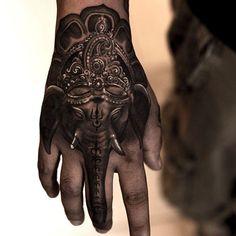 101 Best Hand Tattoos For Men: Cool Ideas + Designs Guide) - Buddah tattoo - Tattoo Buddha Tattoos, Leg Tattoos, Body Art Tattoos, Sleeve Tattoos, Tattoo Buddah, Lotus Tattoo, Mandala Tattoo, Hand Tats, Hand Tattoos For Guys