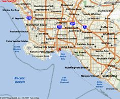 Here Are LAs MostExpensive Rental Areas MAP Downtown Santa - Los angeles map venice beach
