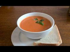 Ruckzuck Tomaten-Kokoscreme-Suppe - YouTube