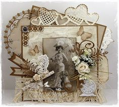 Live & Love Crafts' Inspiration and Challenge Blog: You Are So Beautiful