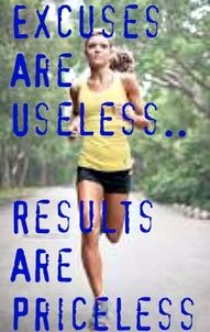 Setting fitness goals, sticking to the plan and seeing those results are PRICELESS!