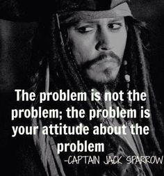 The Problem Is......