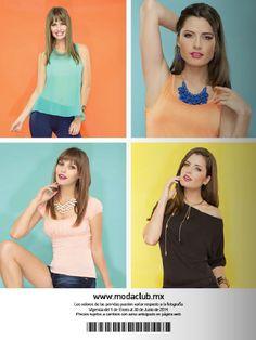 catalogo de ropa juvenil moda primavera-verano 2014 modaclub zuria vega. www.catalogomodaclubropa.com