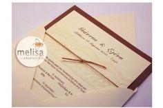 ΧΕΙΡΟΠΟΙΗΤΟ ΠΡΟΣΚΛΗΤΗΡΙΟ ΓΑΜΟΥ ΜΕ ΔΑΝΤΕΛΑ (MG3102) Wedding Invitations, Wedding Invitation Cards, Wedding Invitation, Save The Date Invitations, Wedding Invitation Design