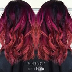 Berry Sunset Color Melt/ Formulas & SBS: