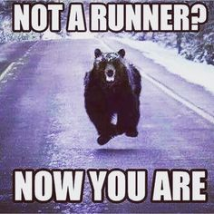 I'm not big into running but it is by far the most time efficient way to burn fat. My clients tell me every time I can't run. False. If you don't have a serious joint injury you can run you just don't like it lol. by kbishopfit #running #ownyourmarks #run