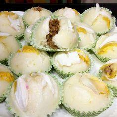 Kakanin - Page 8 of 12 - Mama's Guide Recipes Siopao Sauce Recipe, Crab Recipes, Sauce Recipes, Cooking Recipes, Filipino Street Food, Filipino Food, Filipino Desserts, Filipino Recipes