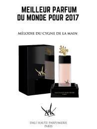 A l'occasion de la Journée de l'Europe 2017, la France a reçu une nouvelle reconnaissance en tant que Centre Mondial de la culture et du style de vie, avec le titre de Créateur du MEILLEUR PARFUM DU MONDE pour 2017, attribué à DALI HAUTE PARFUMERIE. Aujourd'hui, la quête de parfums exclusifs, des secrets du métier de parfumeur a une nouvelle adresse:  Dali Haute Parfumerie,  MEILLEUR PARFUM DU MONDE pour 2017, basée à Paris.