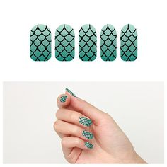 Tattify Presents... Scaled Down    Get a full manicure in less than 10 minutes - No heat lamp, no drying time and no waiting required! What you get:  - 22 ultra-thin self-adhesive nail wraps  - Nail file and cuticle stick - Easy to follow instruction card    Product Features:  - Non-toxic and 100% vegan  - Top it off with clear nail polish and youre good to go. Remember to tag your nail snaps using #tattify on instagram to be featured on our site!    For wholesale inquiries please email us…