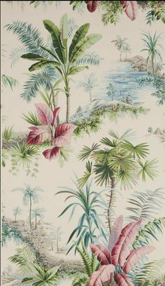 Eye catching intricacy through the use of different lines & strokes. Mix of neutral & pastel hues.