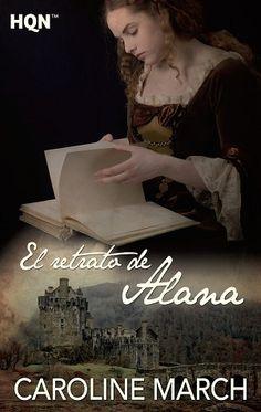 """Presentación de la próxima LC en el club De viaje literario. """"El retrato de Alana"""" de Caroline March"""