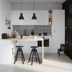 lillehoidja must ideas for the house pinterest as - Cocinas Americanas Ikea