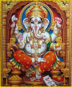 Arte Ganesha, Arte Shiva, Shiva Art, Hindu Art, Ganesha Tattoo Lotus, Lotus Tattoo, Tattoo Ink, Indian Gods, Indian Art