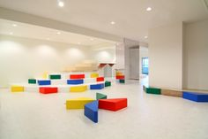 PIXY HALL kindergarten by Moriyuki Ochiai Architects, Kanagawa – Japan » Retail Design Blog