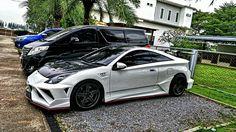 Celicas Tuner Cars, Jdm Cars, Toyota Cars, Toyota Celica, Car Goals, Nissan 350z, Car Tuning, Car Photography, Sport Cars