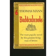 Buddenbrooks by Thomas Mann....one of the longest novel ever assigned by a history professor, but completely worth it