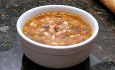 Hearty Ham & Bean Soup